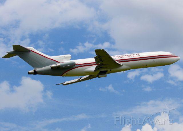 BOEING 727-200 (N726CK) - At Shreveport Regional.
