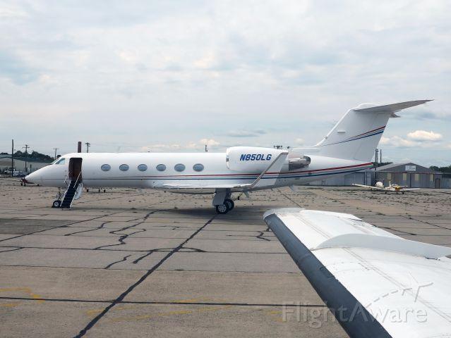 Gulfstream Aerospace Gulfstream IV (N850LG)