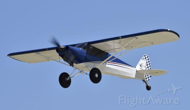 Piper PA-12 Super Cruiser (N355WA) - Airventure 2017