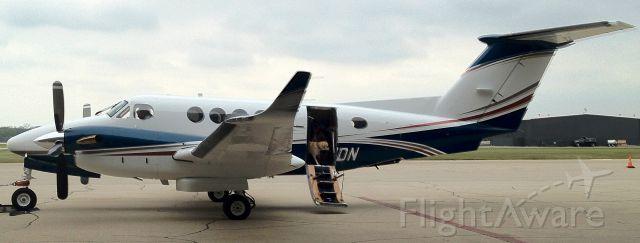 Beechcraft Super King Air 200 (N61DN)