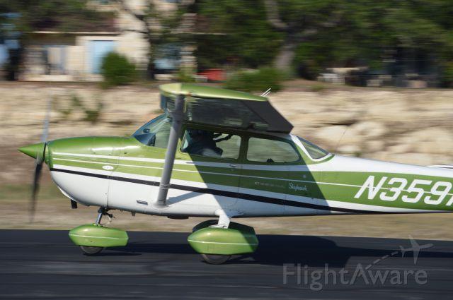Cessna Skyhawk (N3591F)