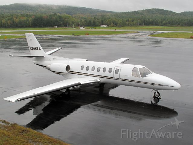 Cessna Citation V (VTE365)