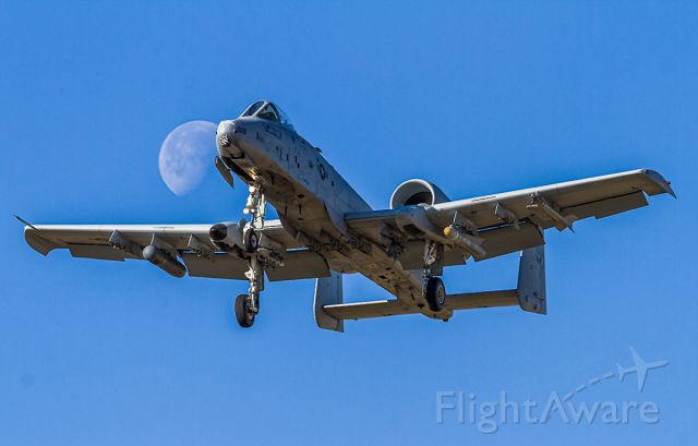 Fairchild-Republic Thunderbolt 2 (78-0619)