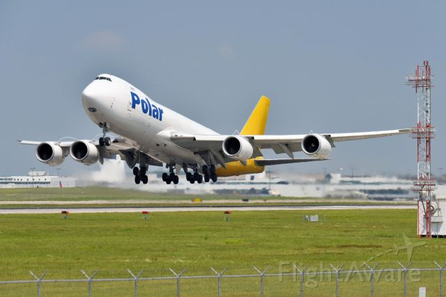BOEING 747-8 (N851GT) - 18-L 07-24-21 Enrte to ICN