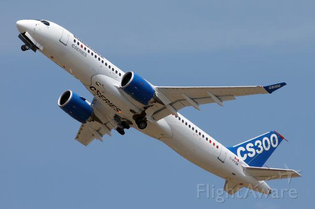 Airbus A220-300 (C-FFDK)
