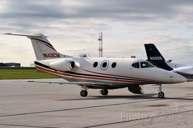 Beechcraft Premier 1 (N143CM)