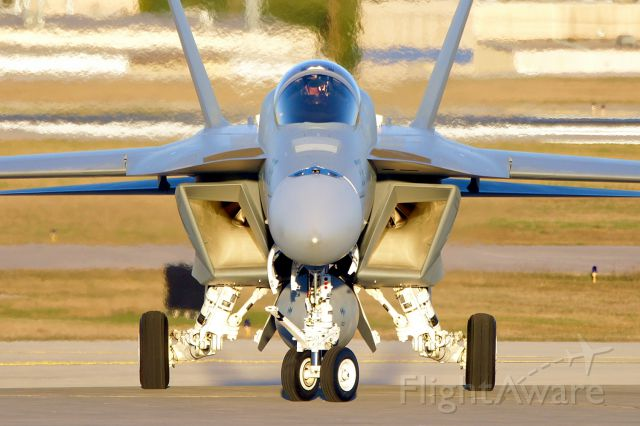 McDonnell Douglas FA-18 Hornet (16-8905)