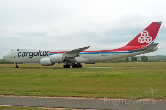 Boeing 747-200 (LX-VCD)