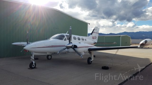 Cessna 421 (N52JR)