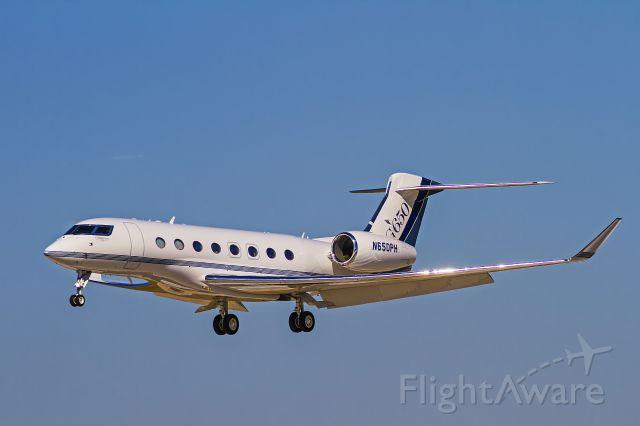 Gulfstream Aerospace Gulfstream G650 (N650PH)
