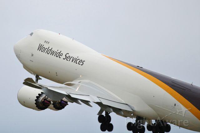 BOEING 747-8 (N612UP)