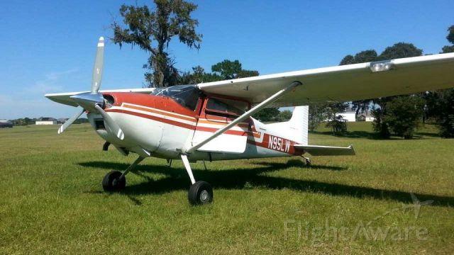Cessna Skywagon (N95LW)