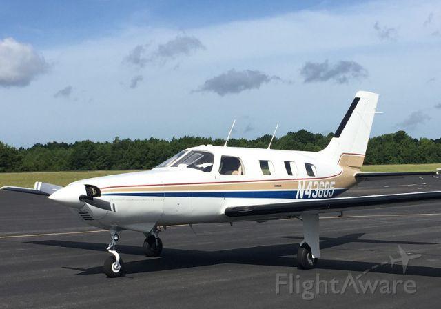 Piper Malibu Mirage (N43605)