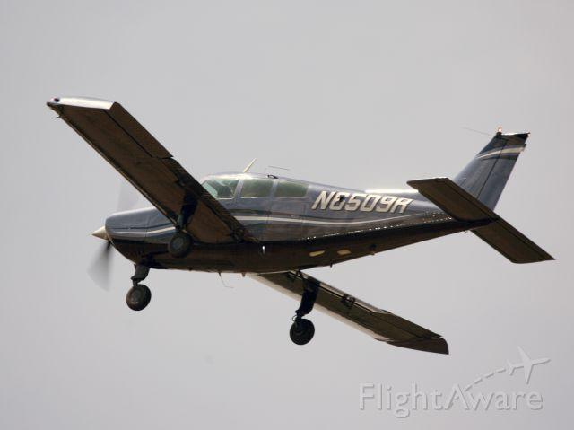 Beechcraft Sundowner (N6509R) - Take off runway 26.