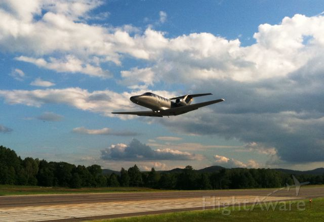 Cessna Citation CJ1 (N606MG) - Wannabe USAF Cargo Jet