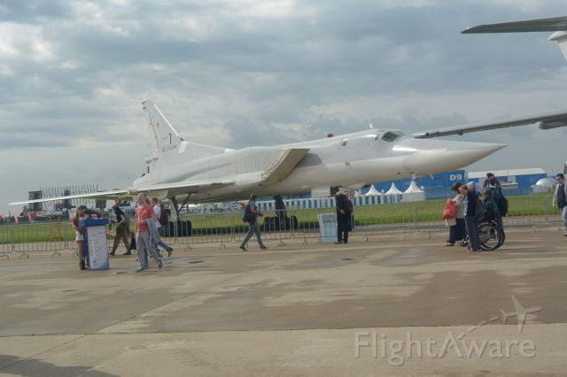 Tupolev Tu-22 — - TU22M3