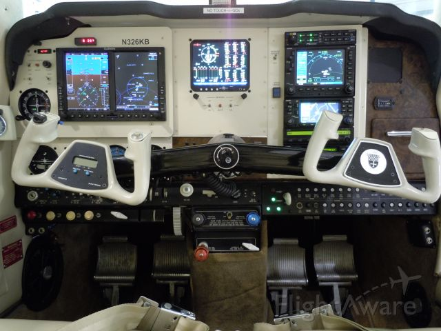 N326KB — - Capital City Aviation Rental Aircraft