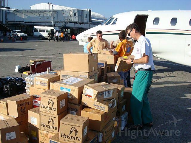 — — - Haiti Relief