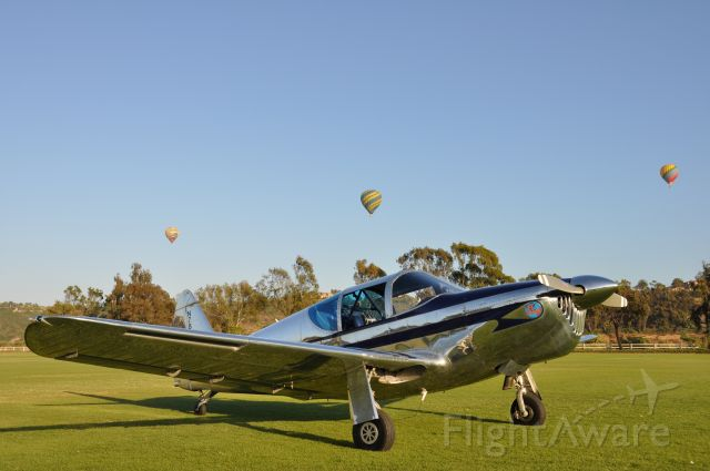 SUPERMARINE Swift (N78103) - At the Polo Fields in Del Mar, CA.