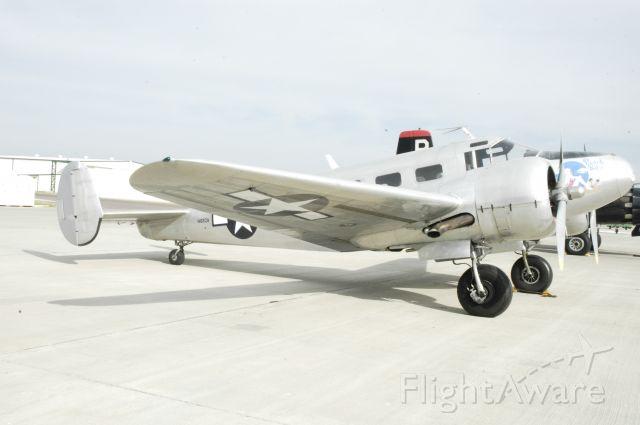 Beechcraft 18 (N165ZA)