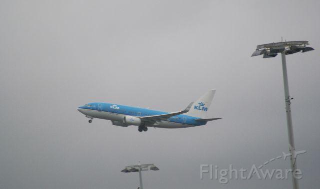 Boeing 737-700 (PH-BGI) - B737-7K2 cn30364