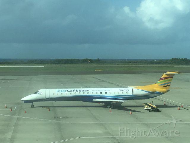 Embraer ERJ-145 (VQ-TNS)