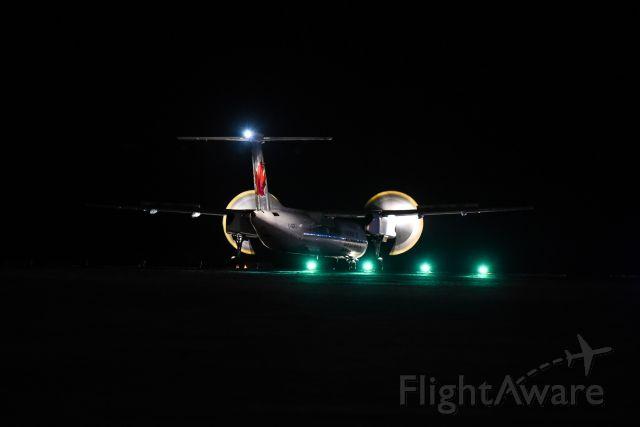 de Havilland Dash 8-400 (C-GGFJ)