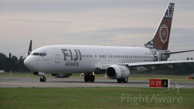 Boeing 737-800 (DQ-FJH)