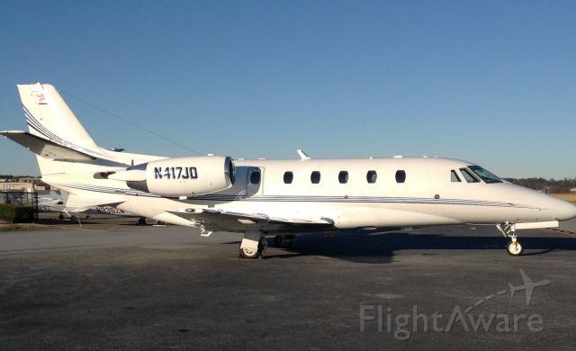Cessna Citation Excel/XLS (N417JD)