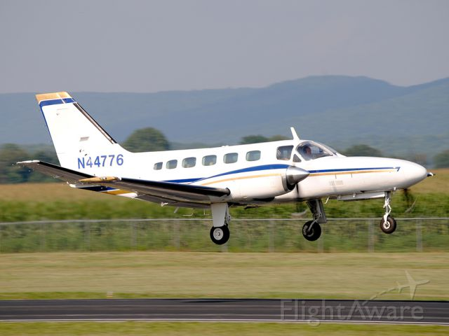 Cessna Conquest 2 (N44776) - A great, all around, versatile little turboprop!