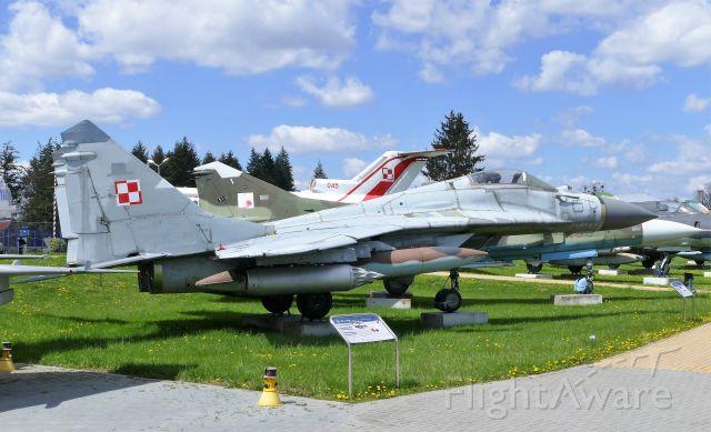 N4109 — - MiG-29G Fulcrum, registration 4109. Photo taken on May 6, 2021