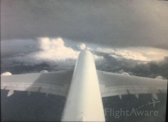 Airbus A380-800 — - abeam N
