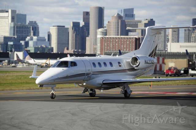 Embraer Phenom 300 (N423QS) - Quantershare
