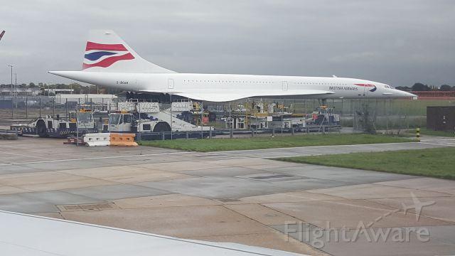 Aerospatiale Concorde (G-BOAB)