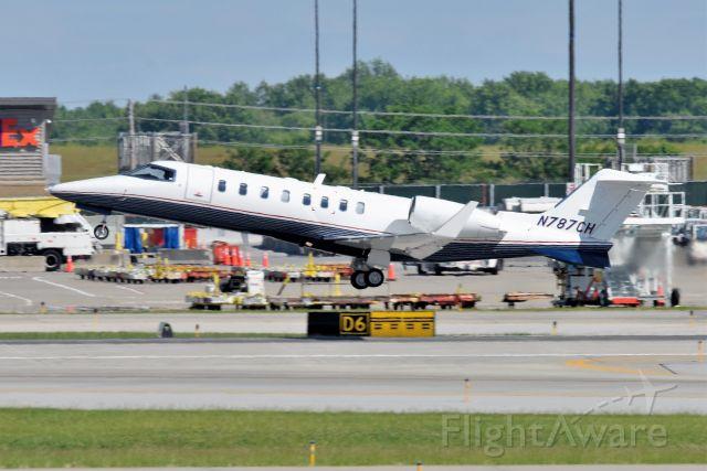 Learjet 45 (N787CH) - 05-R 05-30-21