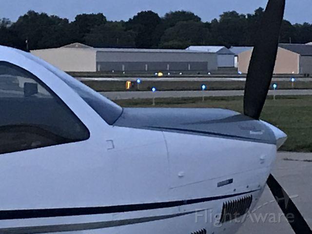 Beechcraft Bonanza (36) (N535PW) - Bonanza At JXN