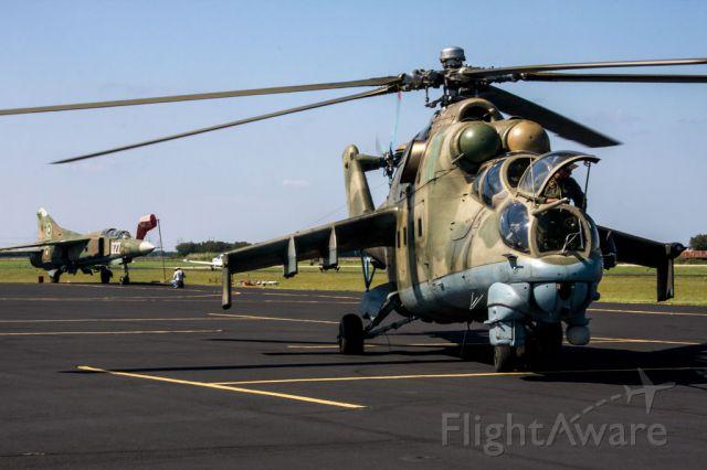 MIL Mi-25 —