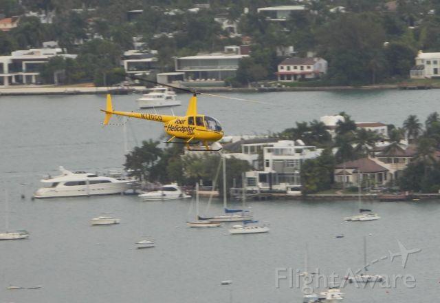 N770CQ — - Flying below my Balcony. Star Island Sighting near Miami Beach.