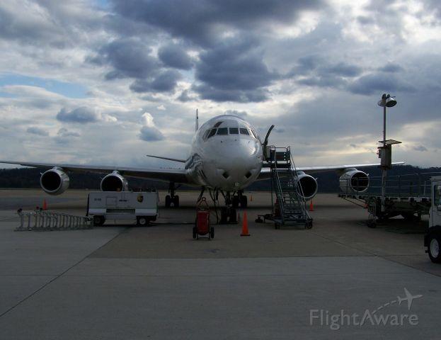 McDonnell Douglas DC-8-60 (N840UP)