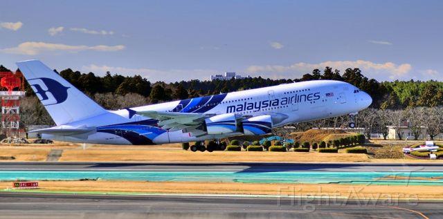 Airbus A380-800 (9M-MNA)