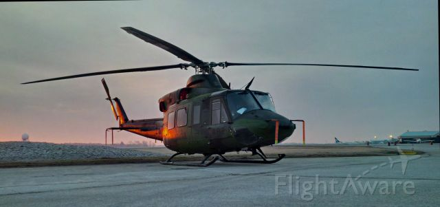 Bell 412 (14-6492) - CH-146 Griffon Sunrise