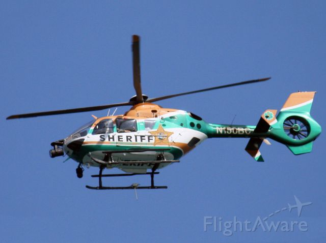 N158BC — - No type or location information will be provided for US law enforcement helicopters. Raw photo courtesy of LEARJETMIAMI - thank you!