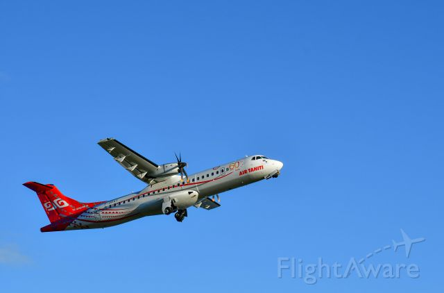 Aerospatiale ATR-72-600 (F-ORVT)
