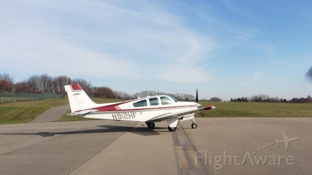 Beechcraft Bonanza (33) (N912HF) - Bonanza F33A