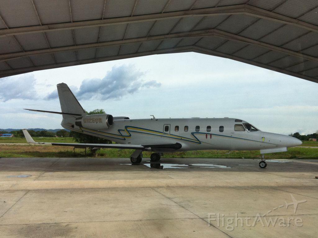 IAI Gulfstream G150 (N125GR)