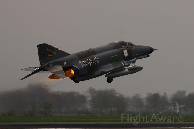 McDonnell Douglas F-4 Phantom 2 (D3810)