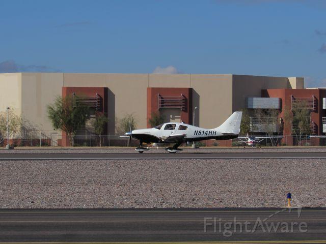 Cessna 400 (N814HH)