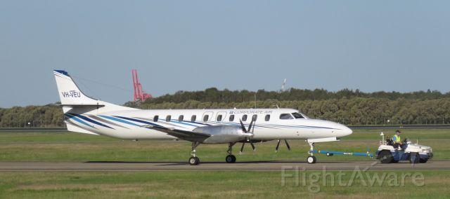 Fairchild Dornier SA-227DC Metro (VH-VEU)