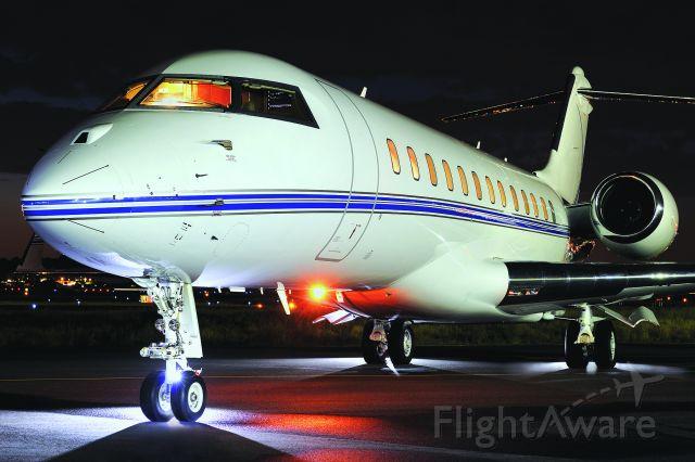 Bombardier Global Express (N57LE)