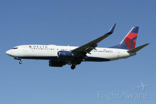 Boeing 737-800 (N3767) - Sept. 4, 2021 - flight 1294 from Atlanta.